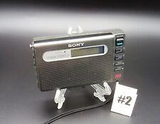 SONY SRF-M100 FM/AM Stereo PLL Synthesized Radio Receiver Japan Working #2