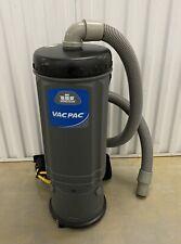 Windsor Vac Pac Vp10 10 Quart Backpack Commercial Vacuum Cleaner