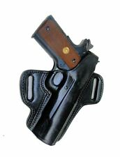 "Tagua OWB Locked & Cocked Black Holster Right For Colt 1911 Clones 5"" Barrel"