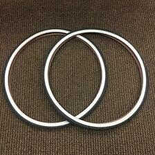 BICYCLE TIRES 700 X 38C - 28 X 1 5/8 X 1 1/2 WHITE WALLS