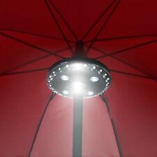 Cn _ 28 Led da Esterno Ombrellone Notte Campeggio Lampada Pole Patio di Luce