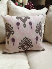 """World Wide Barbados Ikat Blush Pillow Cover $25.00 ea. 2 Available 20"""" x 20"""""""