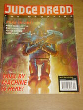 2000AD MEGAZINE #12 VOL 2 JUDGE DREDD*
