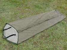 #1307 Dänemark oliv Bivy Cover Bivibag L Sleeping Bag Biwaksack Schlafsackhülle