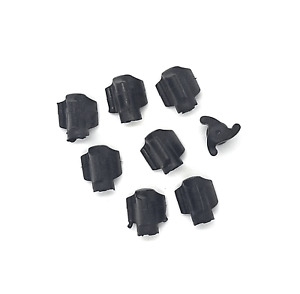 Dog Crate Kennel Replacement Parts - Square Plastic nuts