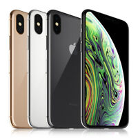 Apple iPhone XS 64GB 256GB 512GB Network Unlocked *All Colours Available*