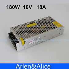 180W 10V 18A Single Output Switching power supply for LED Strip light AC to DC