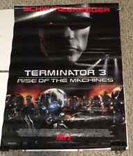 Terminator 3: Rise of the Machines Movie Poster