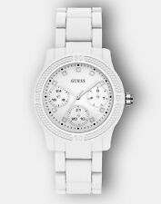 Authentic GUESS Ladies' Funfetti Watch Black 0944l4