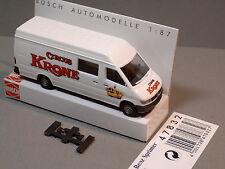 Busch 47832 MB Sprinter Kasten CIRCUS KRONE Schausteller Kirmes Transporter Maxi