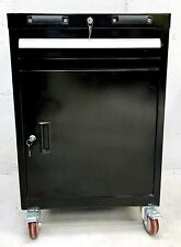 Heavy Duty Rolling Dental Equipment Cabinet Cart - Dentist or Lab