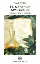 La médecine spagyrique | Patrick Rivière | 1994