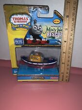 Thomas Take And Play Misty Island Rescue Captain Boat Figure