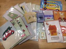 23 NIP Burgoyne cards Lot—3D Handmade