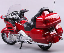 Alloy Simulation 1/6 MOTORCYCLE Model Toy For Honda Gold Wing Valkyrie Xmas Gift