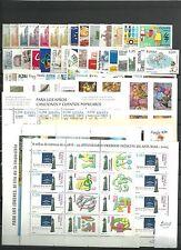 ESPAÑA- Año 2005 Completo - Nuevos sin fijasellos (según foto)