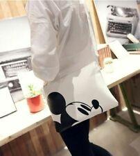 New Women Girl Mickey Mouse Handbag Shoulder Bag Purse Tote Messenger Hobo Bag