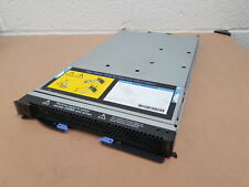 IBM HS22V Blade Server 2x Xeon E5645 2.4Ghz 6 Core 128GB RAM 8G Fibre Channel