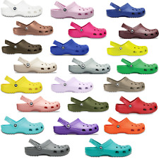 Crocs Classic Clogs Damen Herren Schuhe Pantoletten Sandale Hausschuhe