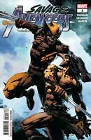 Savage Avengers #2 New Powers Marvel Comic 1st Print 2019 Unread NM