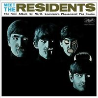 RESIDENTS , THE - MEET THE RESIDENTS NEW VINYL RECORD