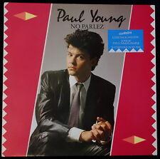 *** 33 TOURS / PAUL YOUNG - NO PARLEZ*CBS RECORDS /PRESSAGE EUROPE ***