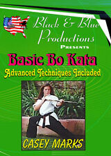 Casey Marks Bo Kata, Intermediate and Advanced Kata Instructional DVD