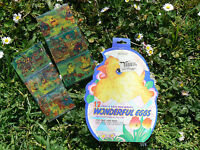 NUOVO Maricart uovo calcomania per lavoretti di Pasqua 12 fogli