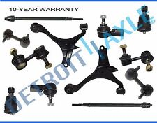 New 12pc Complete Front and Rear Suspension Kit Honda Civic Acura El 2001-2005