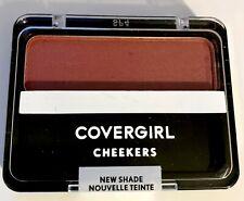 🌹 Covergirl Cheekers Blush #106 Bordeaux Burgundy Dark Pink Purple