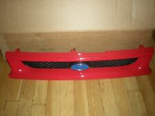 NOS 1994 95 96 97 FORD ASPIRE FRONT GRILL RED