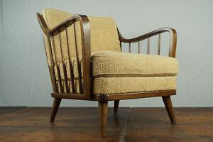 60er Sessel Vintage Easy Chair Danish Knoll Antimott Clubsessel MidCentury 60s