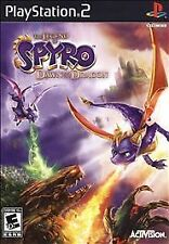PlayStation 2 Legend of Spyro: Dawn of the Dragon Complete