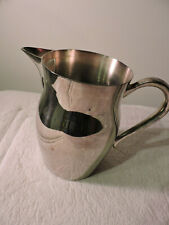 Kent Silversmith Water Pitcher Paul Revere Style - NEW