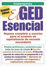 El GED Esencial : Repaso completo y conciso para elexamen de-ExLibrary