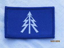 1st Queens Dragoon Guards, reconomiento platoon, recce, TRF, Patch