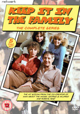 Keep It in the Family: The Complete Series DVD (2018) Robert Gillespie