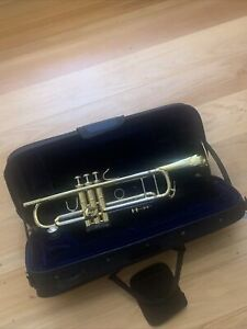 Bach Stradivarius trumpet model 37. Purchased in the USA.  VGC. Fully serviced.