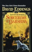 The Malloreon Ser.: Sorceress of Darshiva by David Eddings (1990, Mass Market)