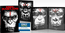Dawn of the Planet of the Apes 3D Ultimate Edition - Best Buy Exclusive - New