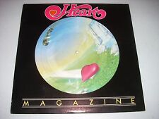 HEART MAGAZINE Picture Disc Mushroom Records LP Lim Ed #2182/100,000 NM 1978
