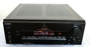 SONY STR-VA555ES AV RECIEVER AMPLIFIER.