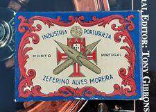 VINTAGE PORTUGUESE ZAM STEEL PEN NIBS BOX - Nº 235