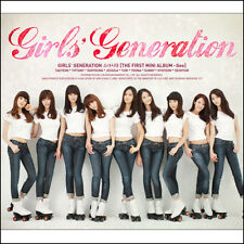 SNSD Girls' Generation - Gee (Mini Album) 40P Mini Photobook New Digipak CD