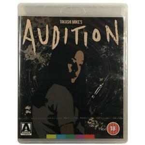 Audition Blu-Ray **Region B**