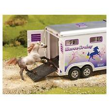 Breyer 1 32 Stablemates Horse Crazy Truck and Trailer Model