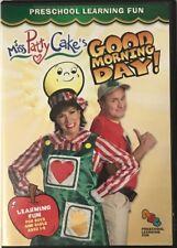Missy Patty Cake's Good Morning Day! (Preschool Learning Fun CD)