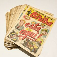 *jcr_m* FULL SET OF BIRIBA COMICS CARTOON COLLECTION 1 TO 79 BOOKLETS *EXCELLENT