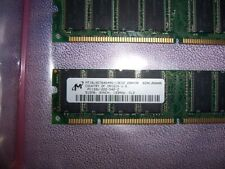 MT16LSDT6464AG-13ED2 (PC133U-222-542-Z) MICRON 512 MB (LOT OF 1)