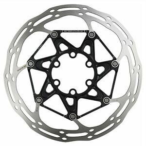 - SRAM Centerline 2 Piece Rounded 6-Bolt Disc Brake Rotor. 160mm DBS8037018